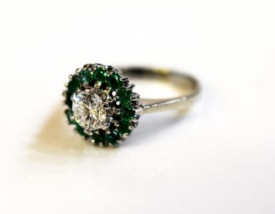 Vintage-Diamond-and-Emerald-Ring-CFA170735-83878