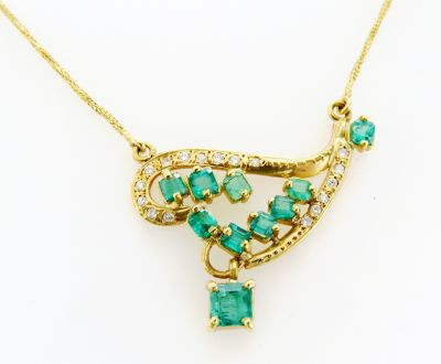 Vintage-Emerald-and-Diamond-Necklace-CFA141229-78893B