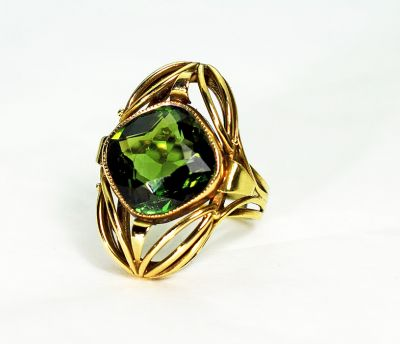 Vintage-Green-Tourmaline-Solitaire-Ring-CFA170715-83811a