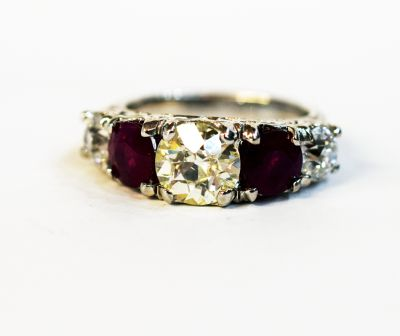 Vintage-Inspired-Diamond-and-Ruby-Ring-AGL65535-82641a
