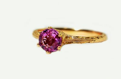 Vintage-Inspired-Pink-Sapphire-Solitaire-Ring-CFA1605114-82025a