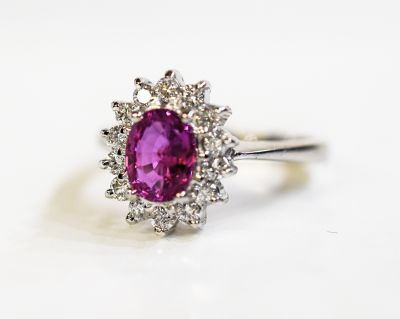 Vintage-Pink-Sapphire-and-Diamond-Ring-AGL70739-83509