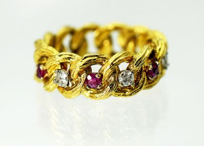 Vintage-Ruby-and-Diamond-Eternity-Band-CFA181113-85347a