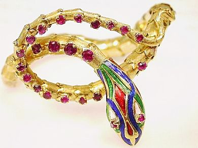 Vintage-Ruby-and-Enamel-Snake-Braclet-CFA1710155-84204a