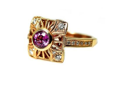 Vintage-Style-Pink-Sapphire-and-Diamond-Ring-AGL90833-84985aa2