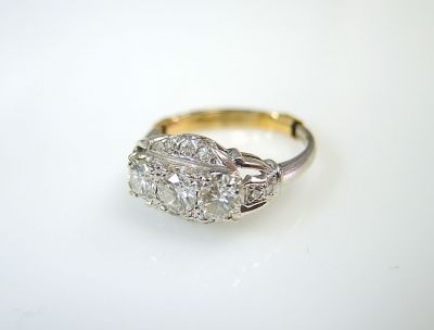 Vintage Engagement Ring CFA1401117