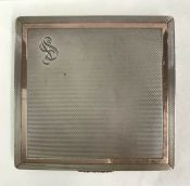 Vintage Sterling Silver Compact/Card Case