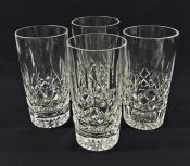 Waterford Crystal Lismore Highball Glasses