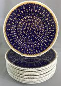 Wedgwood St. James Pattern Service Plates
