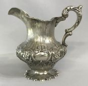 William IV Scottish Sterling Silver Cream Jug