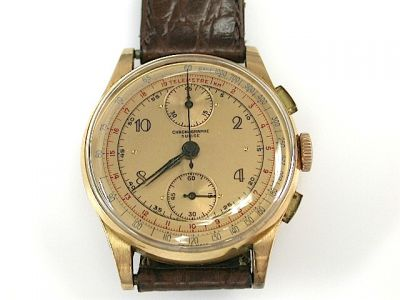 Chronographe Suisse Wristwatch