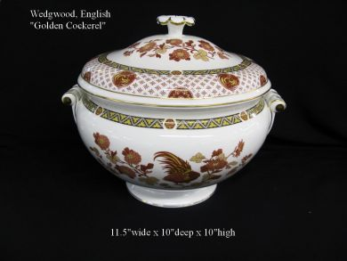 soup tureens/porcelain/Wedgwood