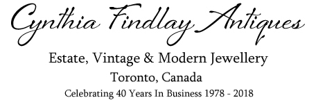 About Cynthia Findlay Antiques Toronto