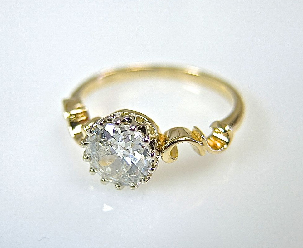 Custom Diamond Ring Toronto