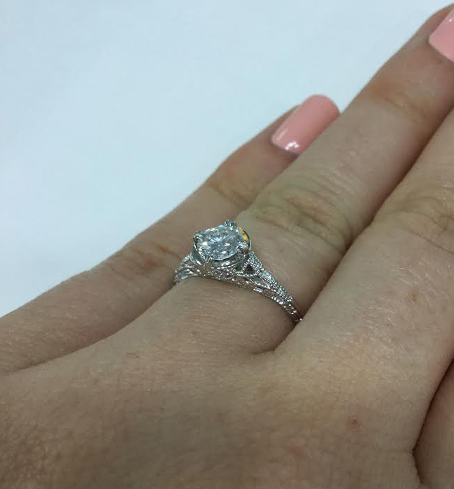 Contact Us For A Free Estimate To Custom Design Your Engagement Ring, Rings  Or Jewellery In Toronto!