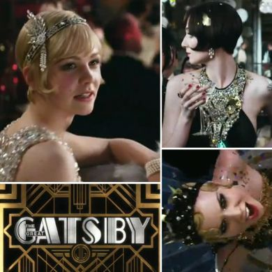 The Great Gatsby - Art Deco Jewellery