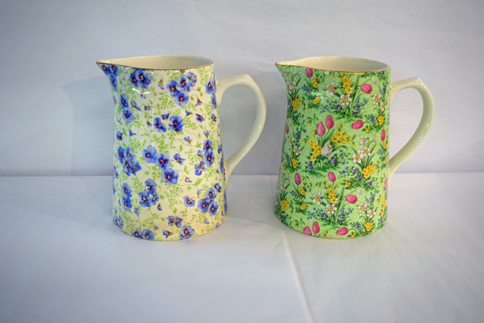 Lord Nelson Pottery Chintz